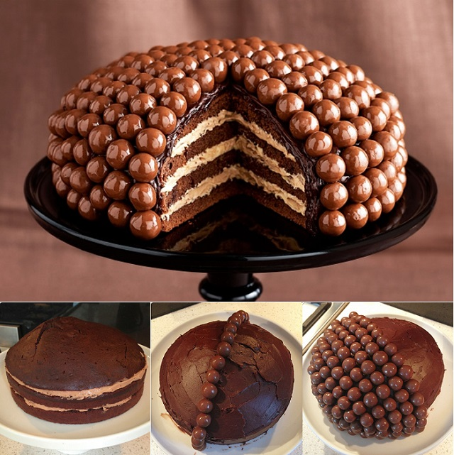 Amazing Maltesers Cake Recipe