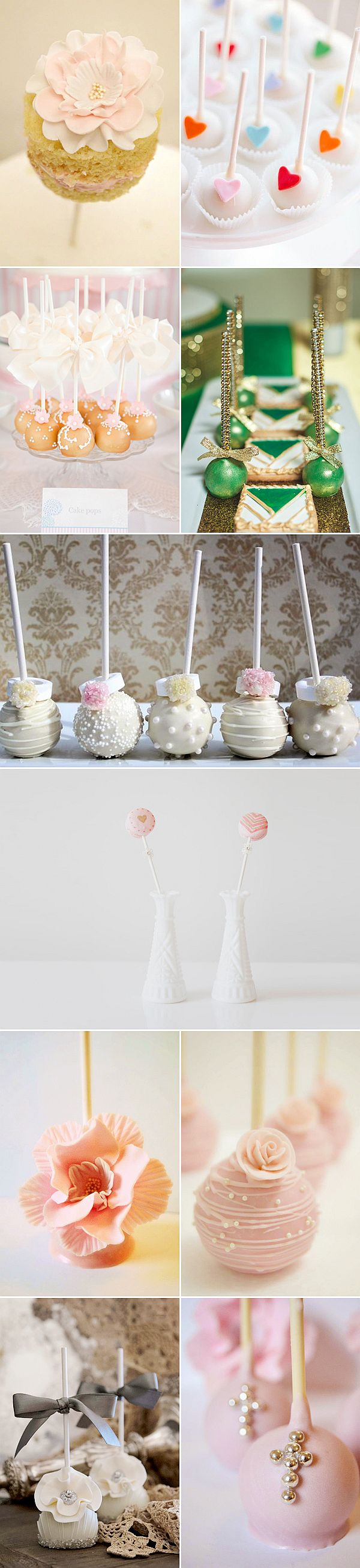 Awesome cakepops for a great birthday party