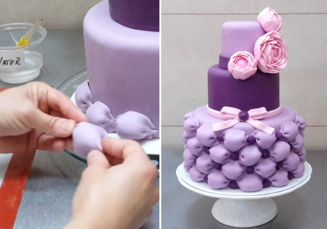 Мастер-класс по украшению тортов в домашних условиях