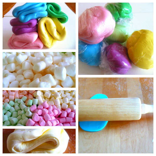 Homemade Marshmallow Fondant Recipe wonderfuldiy