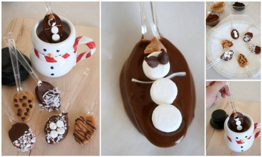 How to Make Chocolate Spoons3
