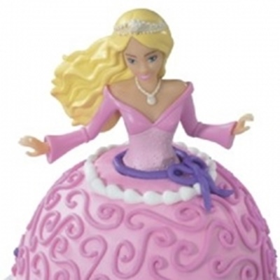 Princess Cake Decorating 0