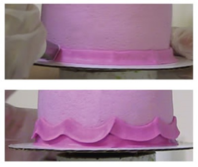 Princess Cake Decorating 4