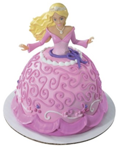 Princess Cake Decorating 9 1
