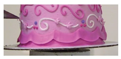 Princess Cake Decorating 9