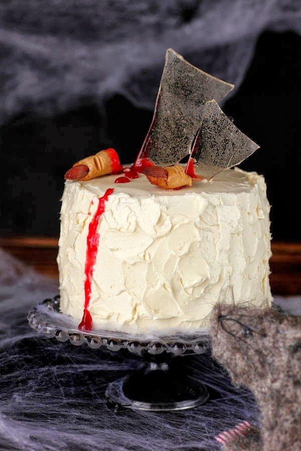 Weird Creepy Spooky and Scary Halloween Cakes Chocolate