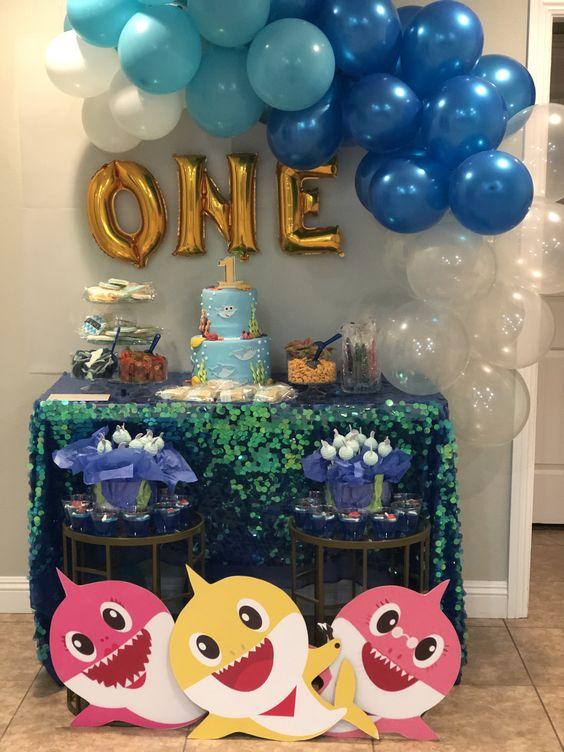 amazing baby shark cakes