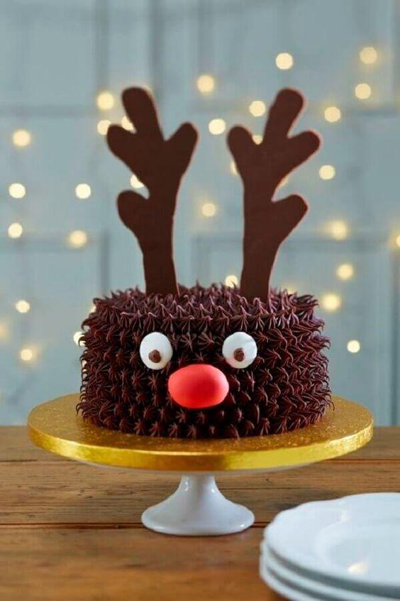amazing christmas cakes 1