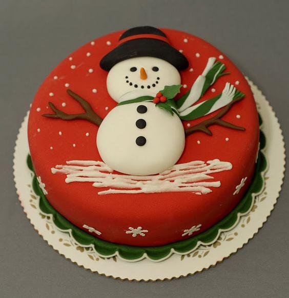 amazing christmas cakes 11