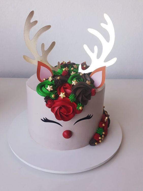 amazing christmas cakes 12