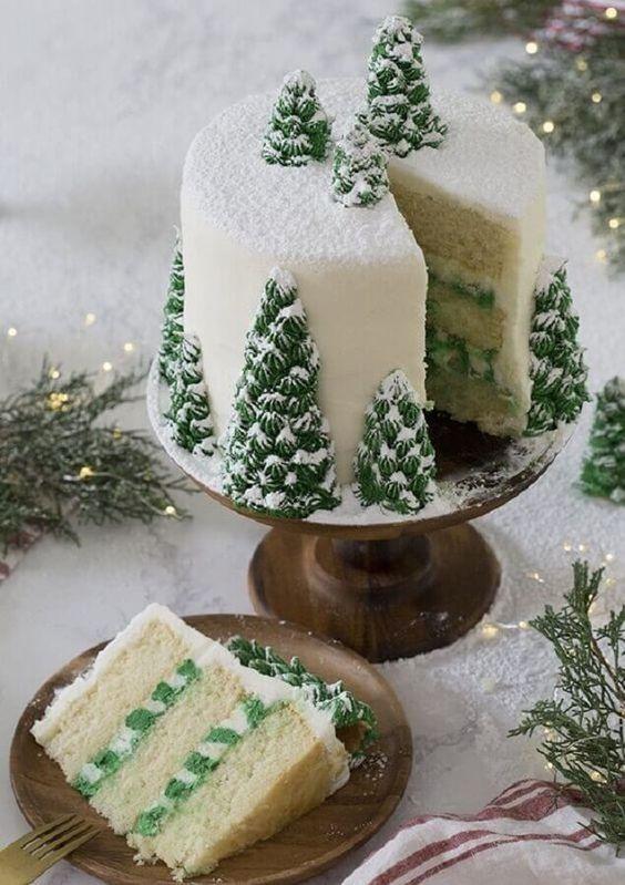 amazing christmas cakes 15