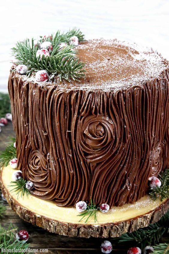 amazing christmas cakes 16