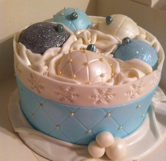 amazing christmas cakes 18