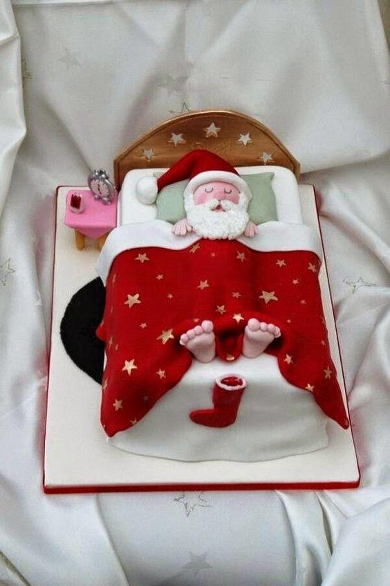 amazing christmas cakes 2