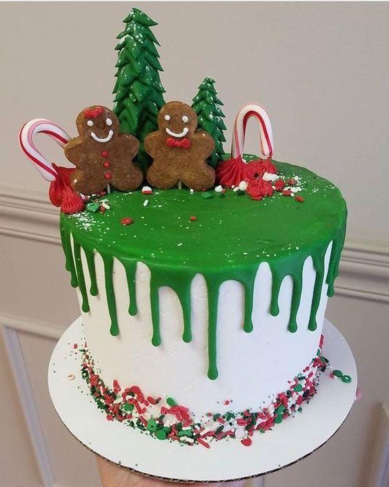 amazing christmas cakes 3