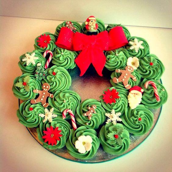 amazing christmas cakes 4