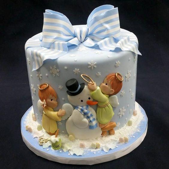 amazing christmas cakes 8
