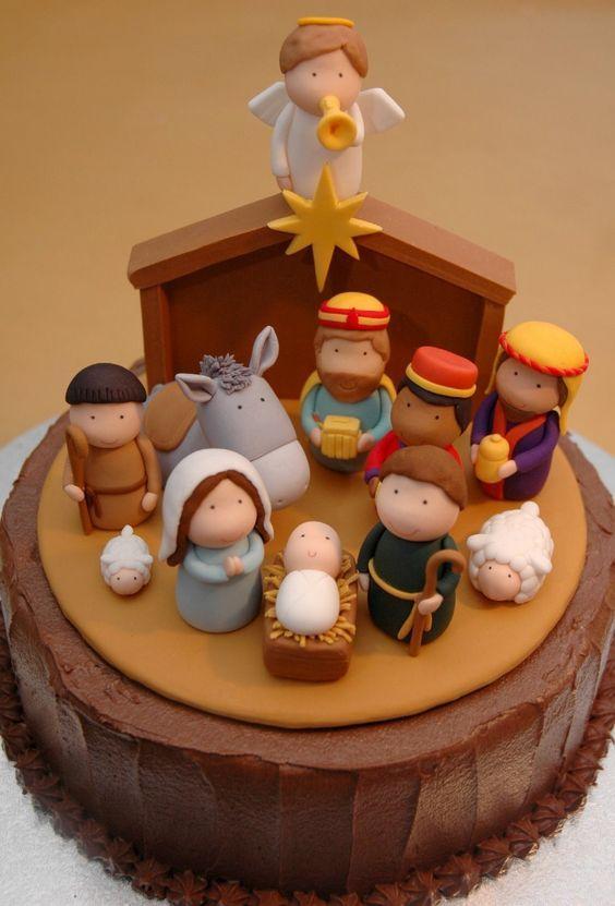 amazing christmas cakes