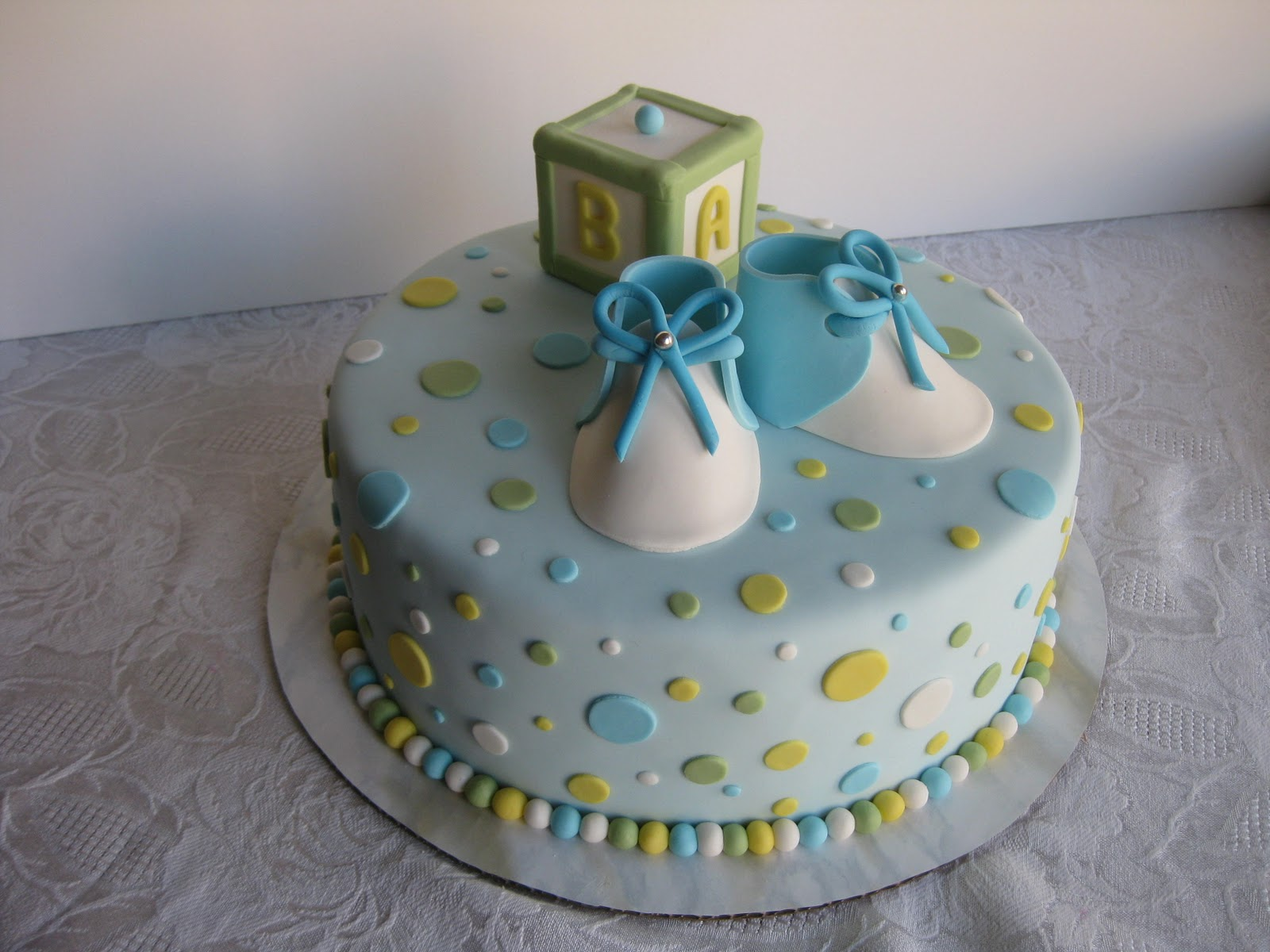 Cake Ideas Baby Showers