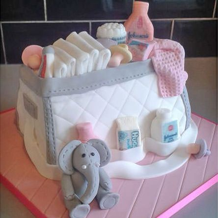 baby shower cakes 10