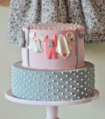 baby shower cakes 15