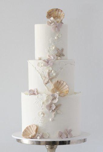 beach wedding cake ideas 9
