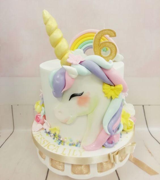 birthday cakes for girl 1