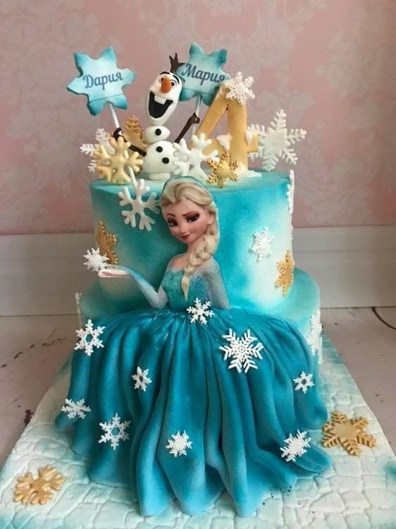 birthday cakes for girl 2