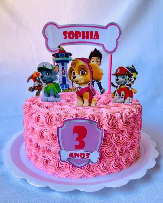 birthday cakes for girl 9