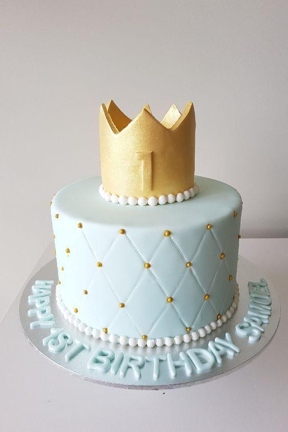 boy birthday cake 1