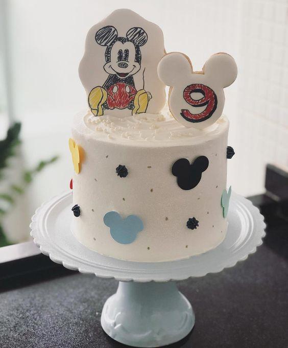 boy birthday cake 10