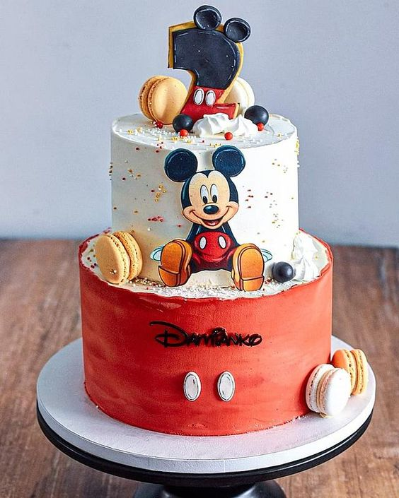 boy birthday cake 11