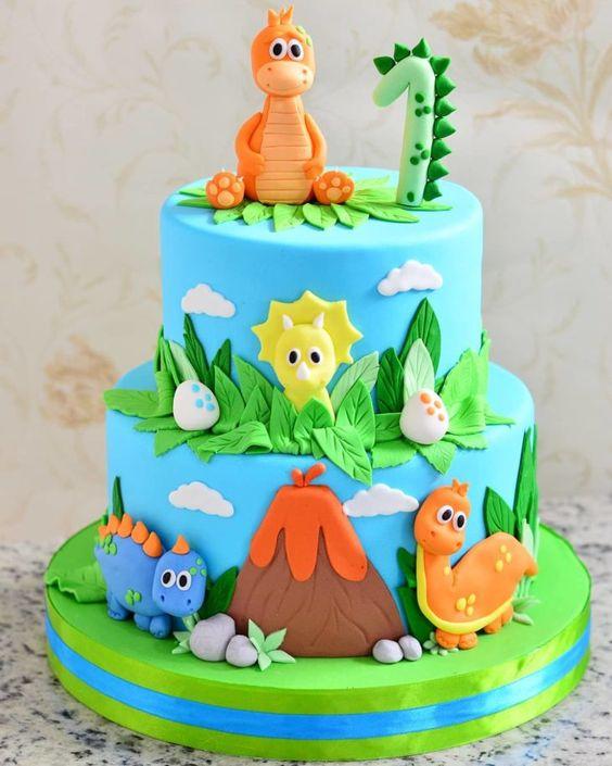 boy birthday cake 12