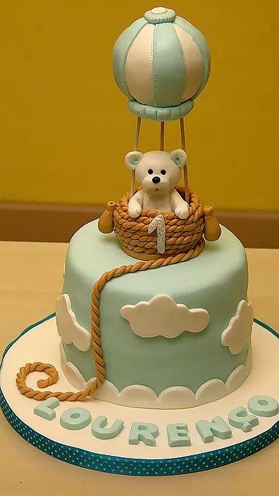 boy birthday cake 6