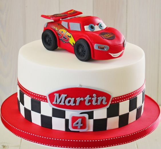 boy birthday cake 7