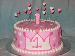 cake princess birthday