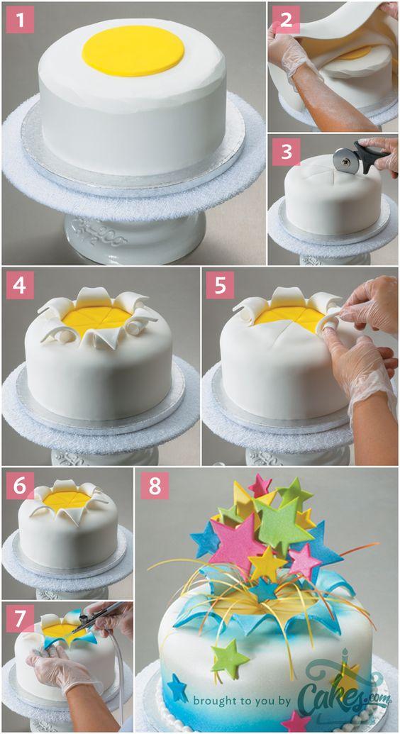 cake tutorials 1