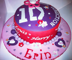 cakes one direction