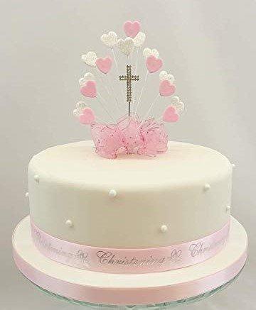 christening cakes 11