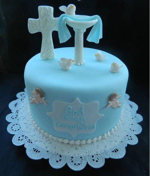 christening cakes 12