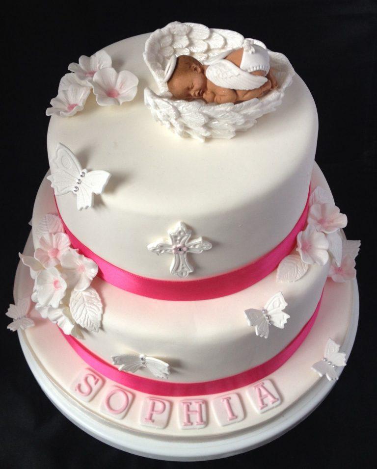 christening cakes 13