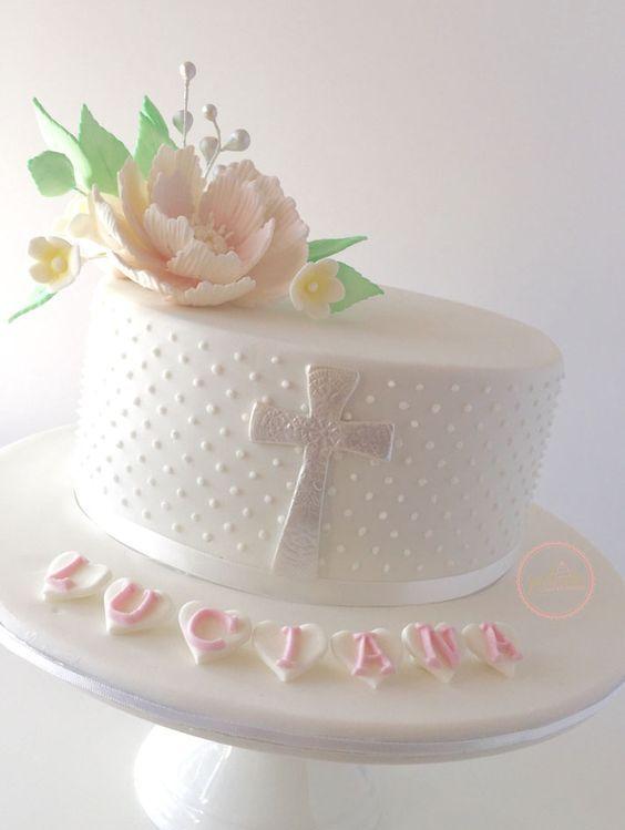 christening cakes 3