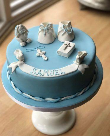 christening cakes 7