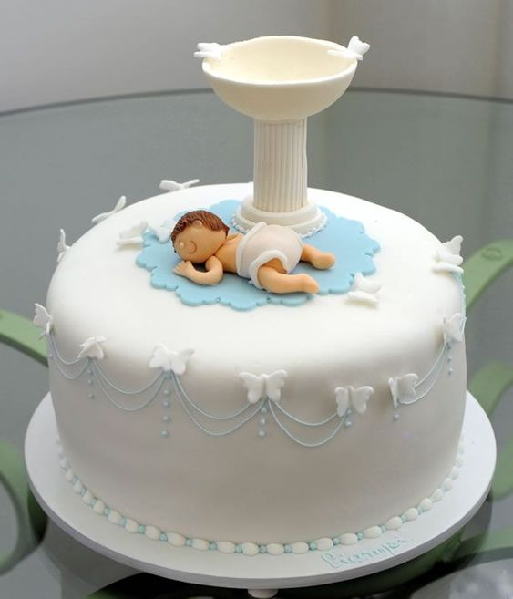 christening cakes 9