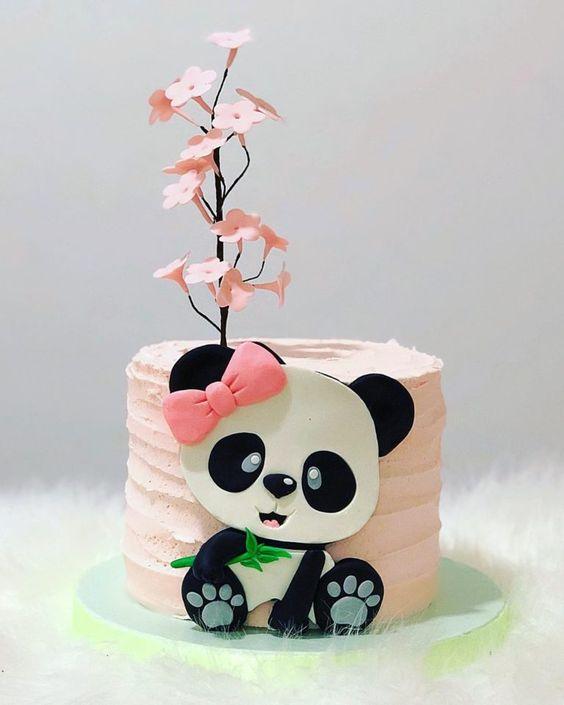 creative panda cake ideas 1
