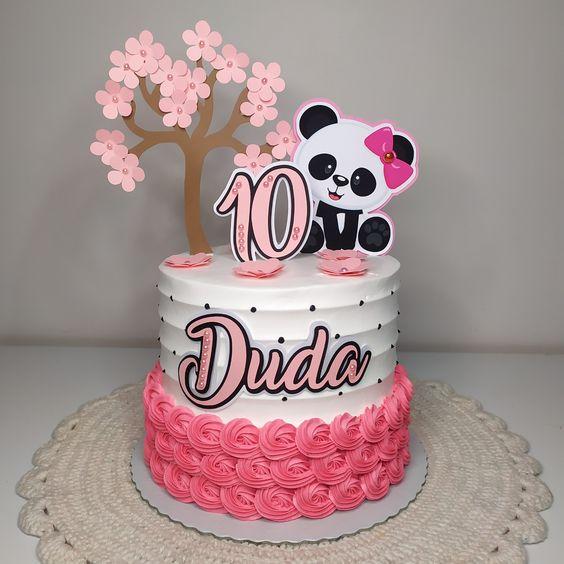 creative panda cake ideas 10