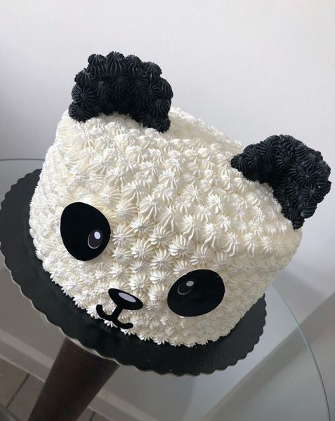 creative panda cake ideas 12