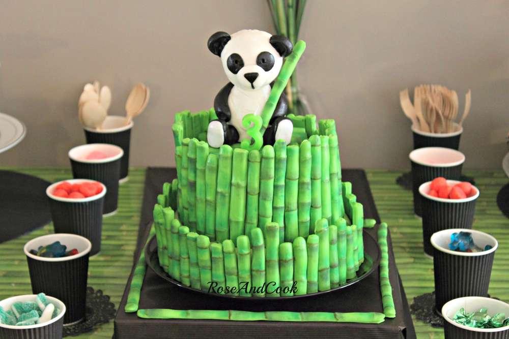 creative panda cake ideas 2
