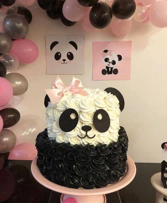 creative panda cake ideas 3