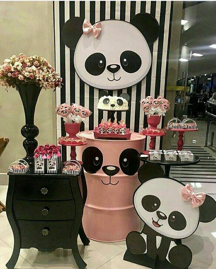 creative panda cake ideas 4